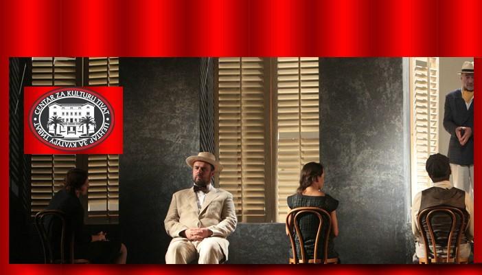 Repertoar Centra za kulturu Tivat za April