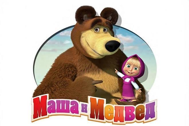 Predstava Maša i medvjed