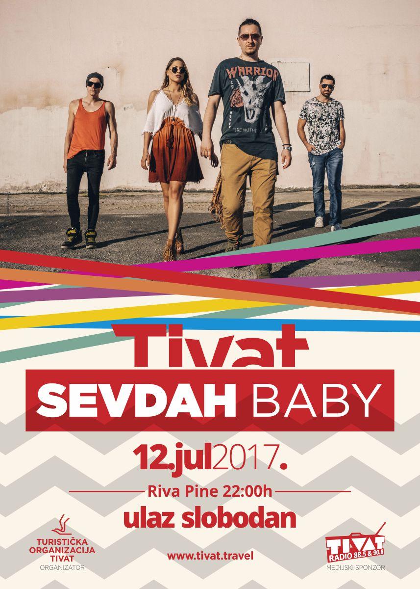 Plakat Sevdah Baby