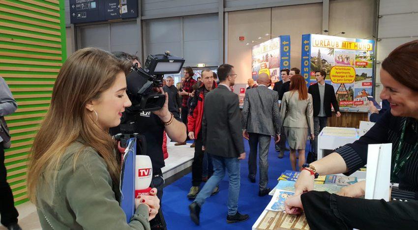 "TO Tivat na sajmu turizma u Beču -""Ferien 2019."""