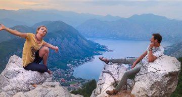 Ana i Alen iz Hrvatske snimili video Durmitora: Svijet da vidi ovo čudo!