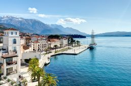 Boka kotorska jedinstvena turistička destinacija