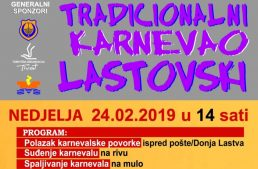 Tradicionalni karnevao Lastovski