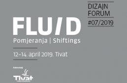 FLUID dizajn forum u Tivtu 12.-14.2019