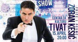 Zoran Kesić – Priče i Pesme, 15.03.2019