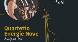 "Koncert ""Quartetto Energie Nove"""