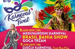 Međunarodni karneval Tivat 2019