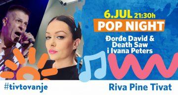 Pop night u Tivtu