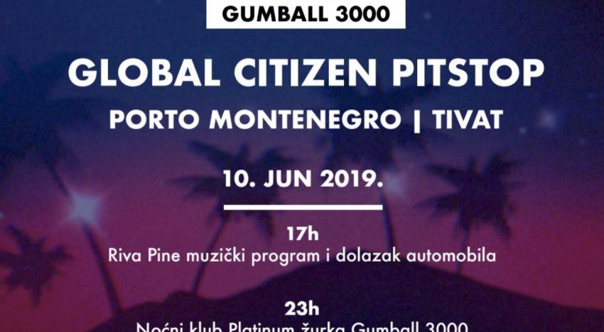 GUMBALL 3000 10. JUN 2019. – TIVAT