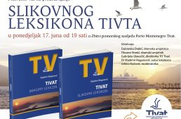 Promocija prvog Slikovnog leksikona o Tivtu