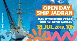 Dan otvorenih vrata 18.07.2019