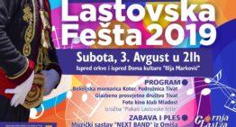 Lastovska fešta 3. avgusta