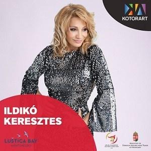 Ildiko Kerestež, mađarska Tina Tarner, večeras na Luštici